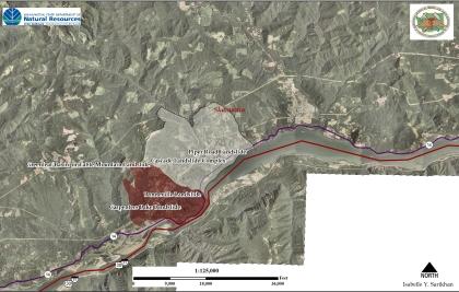 Cascade Landslide Complex